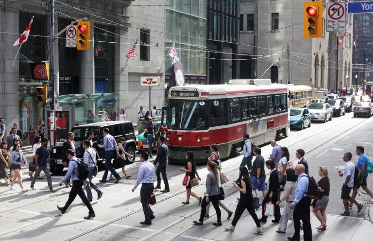 Transporte Publico en Toronto